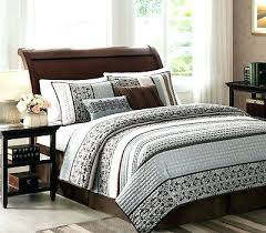 Pink And Brown Comforter Sets Brown Quilt Cover Sets Blue Brown Twin Comforter Sets Brown King