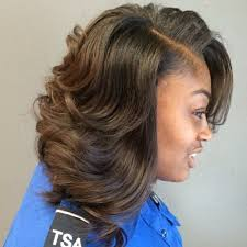 full sew in hairstyles gallery sew hot 40 gorgeous sew in hairstyles