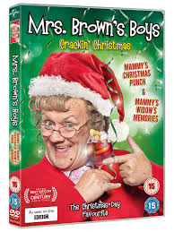 brown s day mrs brown s boys crackin christmas specials dvd co uk