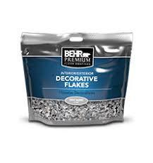 decorative flakes for concrete floors behr premium behr