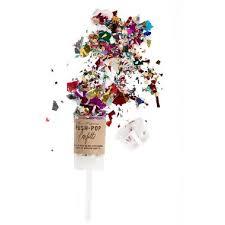 party confetti reusable confetti popper paper source