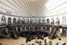 Seeking Leeds Corn Exchange Is Seeking A Flagship Bar Or Restaurant For Its Piazza