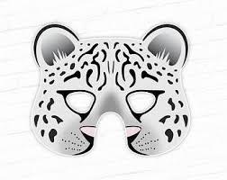animal masks etsy