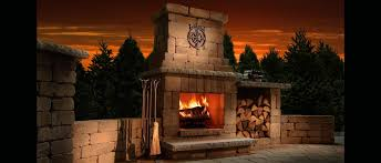 colonial fireplace kit rochester concrete products