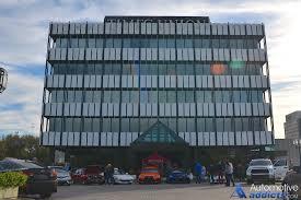 toyota corporate headquarters toyota automotive addicts