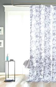 48 Inch Shower Curtain 48 Length Curtains Average Shower Curtain Liner Length A Home