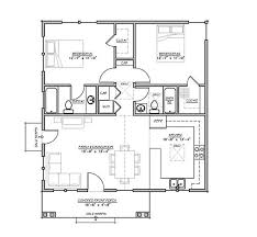 bold design ideas guest house floor plans 2 bedroom 7 tiny house