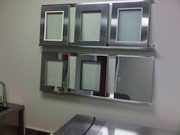 Kolmer Stainless Steel Opening Hours  Fewster Dr - Stainless steel cabinet door frames