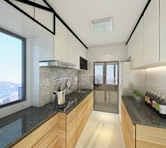 Bto Kitchen Design Hdb Bto Scandinavian Industrial At Blk 86 Skyville Dawson