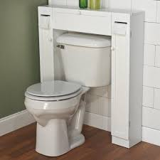 Bathroom Toilet Storage The Twillery Co Eleanor Free Standing 34 W X 38 5 H The