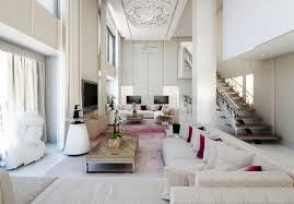 High Windows Decor Living Room Classic Coffee Table Minimalist Colors Living Room