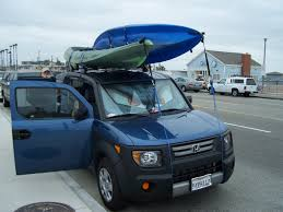 thule or yakima roof rack archive honda element owners club forum