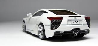 lexus thailand dealer models of the day kyosho lexus lfa u0026 toyota 86 in silver u2026 u2013 the