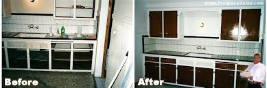 Replacement Doors For Kitchen Cabinets Costs Replacing Kitchen Cabinet Doors Before And After Motauto Club