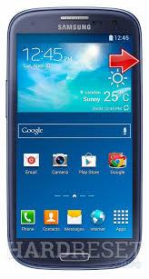 reset samsung s3 samsung i9301i galaxy s3 neo how to hard reset my phone