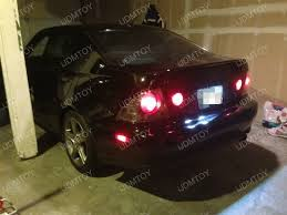 lexus is300 hid bulb even brighter lexus led license plate ls ijdmtoy for