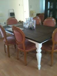 dining room chairs houston dining room table u2013 before u0026 after houston furniture refinishing