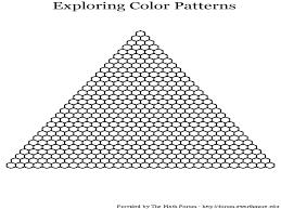exploring color patterns 3rd 5th grade worksheet lesson planet
