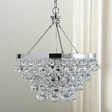 Ceiling Chandelier Lighting Pendant Lighting And Chandeliers Crate And Barrel