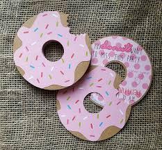 best 25 donut birthday parties ideas on pinterest donut party