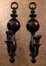 home interiors sconces home interiors homco burwood 4 pc set mirror sconces shelf