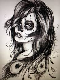 sugar skull future tattoo maybe for my half sleeve dia de los