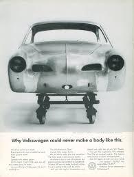 volkswagen ads 2016 thesamba com 1963 vw karmann ghia ads reprint brochure