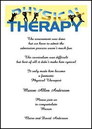 graduation announcement sayings doctor of physical therapy graduation announcement wording at