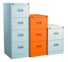 Silverline Filing Cabinet Orange Filing Cabinet Valeria Furniture