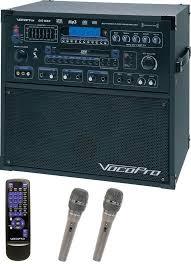 rca 100 watt dvd home theater vocopro gigman cd g 100 watt karaoke machine system w 2 mics