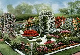 garden design garden design with perennial flower garden ideas