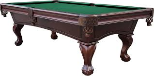top pool table brands amazon com playcraft charles river 8 espresso slate pool table w
