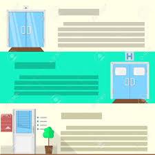 Double Glass Door by Double Glass Door Hospital Entrance And Office Doors With