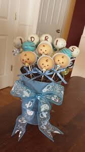 personalizedbabycakepopbqt stl cake pops