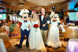 disney cruise wedding details - Disney Cruise Wedding