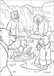 brother bear 1 coloring pages hellokids