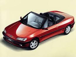 peugeot cabriolet 2017 peugeot 306 cabriolet specs 1994 1995 1996 1997 autoevolution