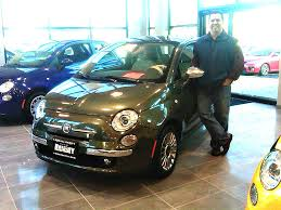 new fiat 500 owner here from new jersey