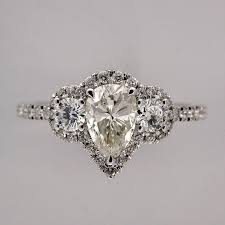 Used Wedding Rings by 350 Best Rings Images On Pinterest Diamond Rings Pear Shaped