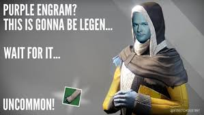 Destiny Meme - my love hate relationship with destiny suitably bored