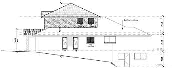 second floor extension plans a1 drafting home extension design services house renovation and