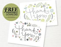 best 25 free thank you cards ideas on thank you cards