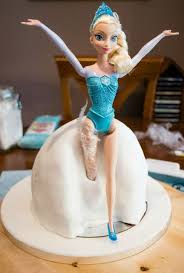 25 frozen doll cake ideas elsa birthday cake