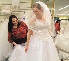 wedding dress sales wedding dress sales help fight human trafficking catholic sentinel