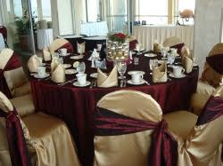 gold chair covers decor the wedding starring the and groom