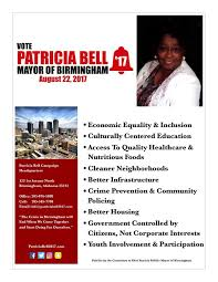 flyers for william bell mayor campaign flyers www gooflyers com
