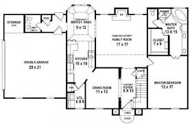 5 bedroom 4 bathroom house plans 5 bedroom 2 bath house plans home deco plans