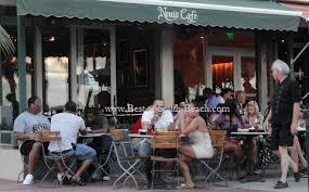 restaurant news cafe miami south beach florida menu dress code