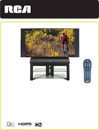 rca home theater tv rca projection television m61wh74s user guide manualsonline com