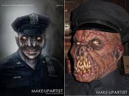 city of bones halloween costume from concept art to practical make up in u0027the mortal instruments